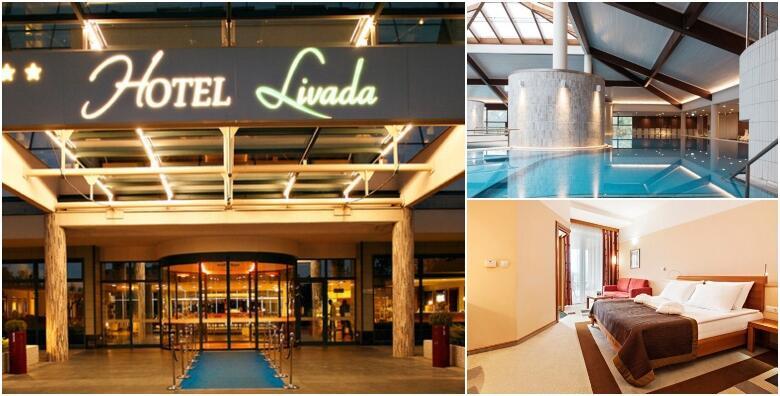 Ponuda dana: TERME 3000 - odmor iz snova uz 2 noćenja s doručkom za dvoje u luksuznom Hotelu Livada Prestige 5* s kupanjem u hotelskim bazenima i Termama od 1.747 kn! (Hotel Livada Prestige*****)