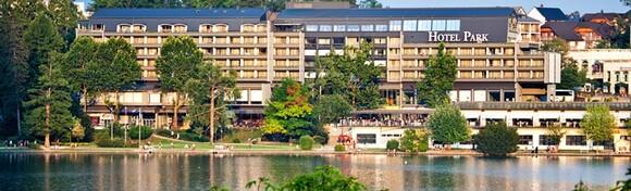 Bled, Hotel Park 4* - savršeno opuštanje u novo obnovljenom hotelu s pogledom na Julijske Alpe uz 1 noćenje s polupansionom za 2 osobe za 1.200 kn!