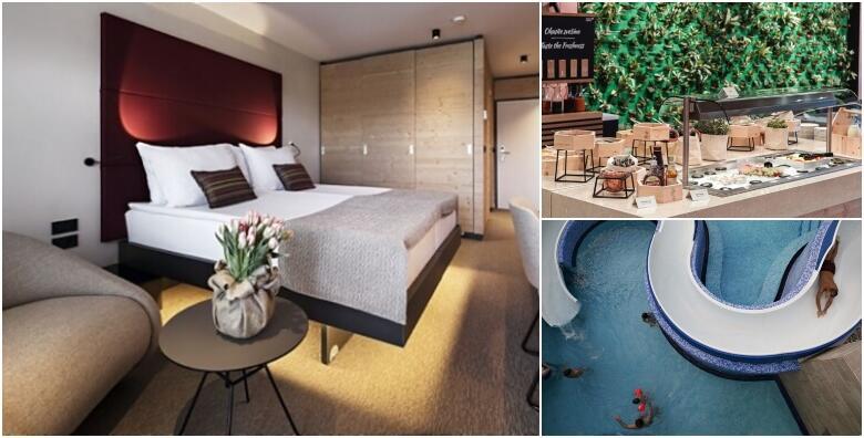 Uživajte u wellness odmoru na Bledu - 1 ili 2 noćenja s doručkom za 2 osobe od 825 kn!