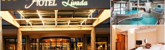 TERME 3000 - odmorite se uz 1 ili više noćenja s doručkom za dvoje + gratis paket za 1 dijete do 6 godina i 1 dijete do 12 godina u Hotelu Livada Prestige 5* od 900 kn!