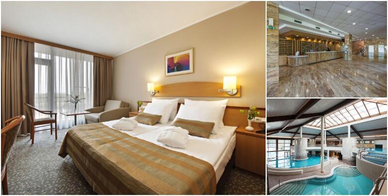 Terme 3000 - pronađite sve za savršen odmor u Hotelu Termal 4* uz 2 noćenja s doručkom za dvoje + gratis paket za 1 dijete do 6 godina i 1 dijete do 12 godina za 772 kn!