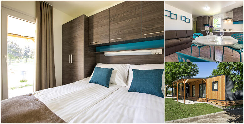Terme Ptuj, Mobilne kućice 4* - opustite se uz 1 ili više noćenja s doručkom za 2 osobe uz ulaz u bazene i saune Termalnog parka od 600 kn!
