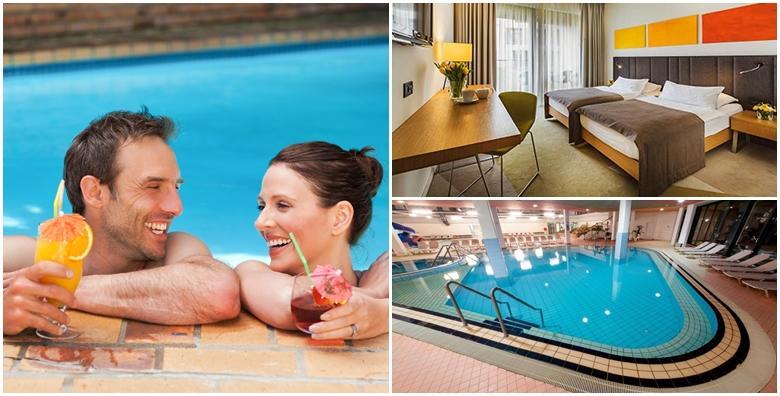 Ponuda dana: Terme Tuhelj - 2 do 3 noćenja s polupansionom za dvoje u Hotelu Well 4* - korištenje kroz tjedan ili vikend tijekom CIJELE GODINE od 1.608 kn! (Terme Tuhelj)