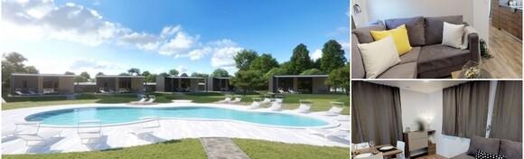 Terme Tuhelj, Glamping village 5* - luksuzan odmor uz 2 ili 3 noćenja za 2 osobe u mobilnim kućicama uz korištenje wellnessa i i bazena Vodenog svijeta od 2.117 kn!