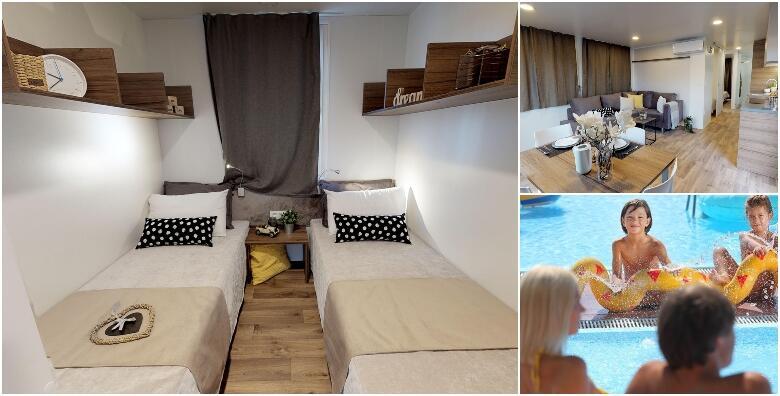 TERME TUHELJ Glamping village 5* - luksuzan odmor uz 2 ili 3 noćenja za do 6 osoba u mobilnim kućicama uz korištenje wellnessa i bazena Vodenog svijeta od 3.326 kn!