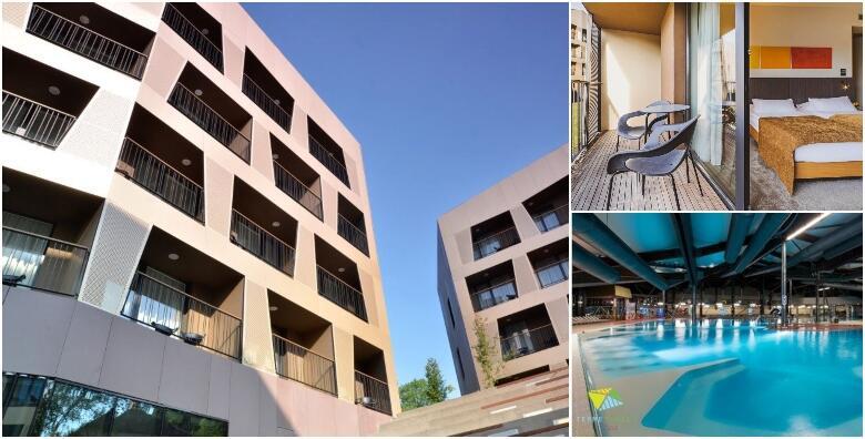 TERME TUHELJ - 2 ili 3 noćenja s polupansionom za 2 osobe + gratis paket za 2 djece do 4,99 godina u Premium sobi s uključenim kupanjem u Hotelu Well 4* od 1.654 kn!