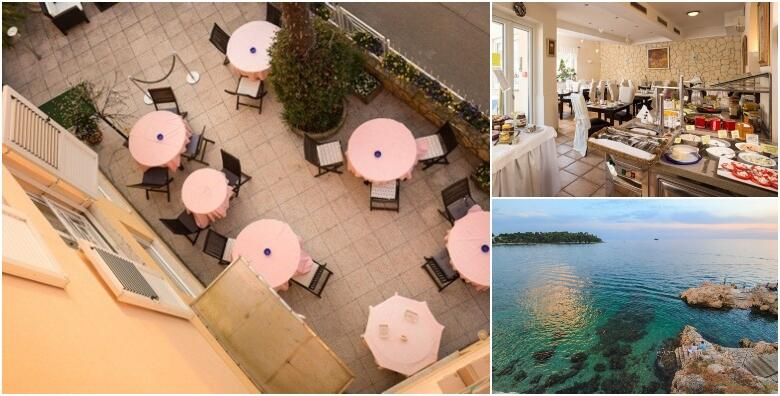 Rovinj - opuštajuća oaza odmora uz 2 noćenja za dvoje s doručkom u Hotelu Vila Lili 3*, nedaleko od centra grada od 1.258 kn!