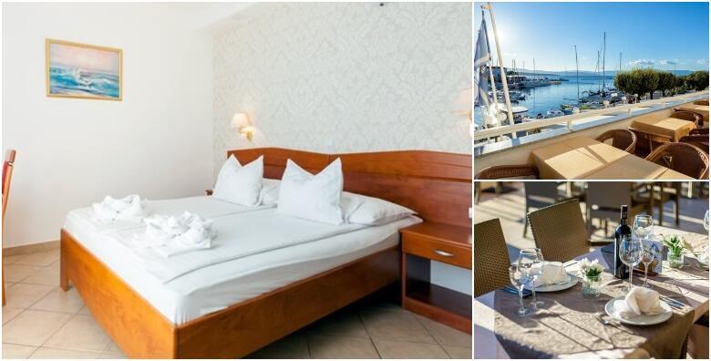 MALINSKA - 2 ili 5 noćenja s doručkom za 2 osobe u Hotelu Adria 3* od 1.099 kn!