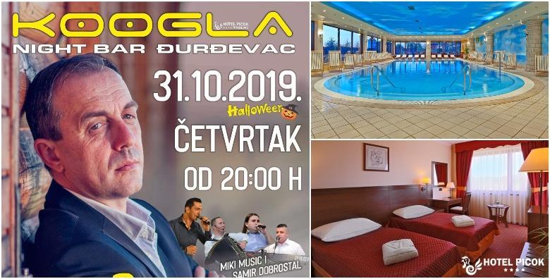 Hotel Picok 4*, Halloween party i koncert - 1 ili 2 noći s polupansionom za dvoje od 899 kn!