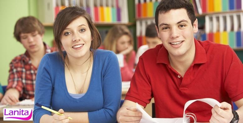 POPUST: 60% - Konverzacijski engleski - tečaj B1 + B2 razine u trajanju 15 školskih sati + 1h gratis! (Centar za poduke i prevođenje Lanita)