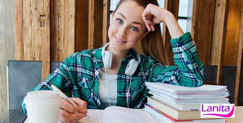 Individualni tečaj engleskog, španjolskog ili francuskog jezika – 5 sati uz uključene radne vježbe i potvrdu o pohađanju za 350 kn!