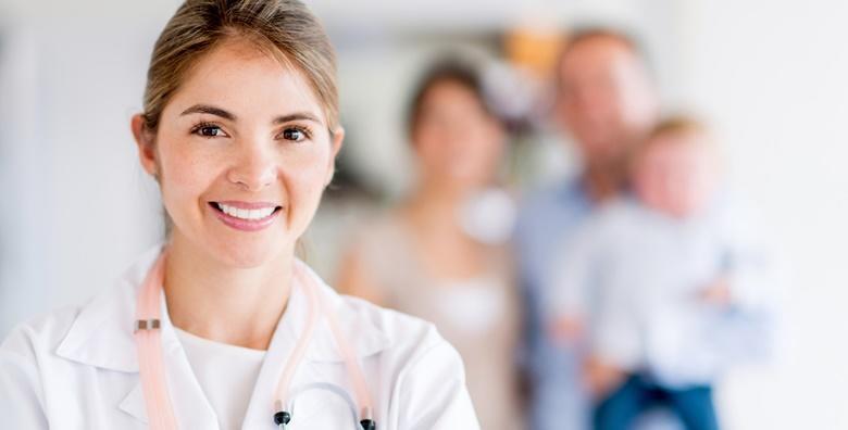 POPUST: 51% - GINEKOLOŠKI - djelujte preventivno i obavite kompletan godišnji pregled uz uključen papa test i ultrazvuk za 340 kn! (Poliklinika Fenix)