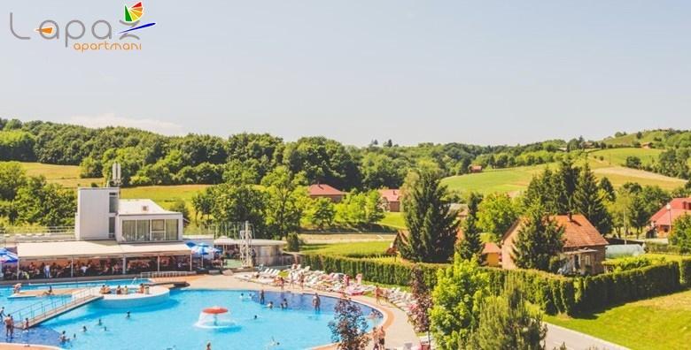 Toplice Sv. Martin - uživancija na bazenima! 2 noći s doručkom i kupanjem za dvoje za 799 kn!