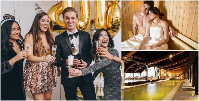 Nova godina u Toplicama sv. Martin! 3 noćenja s doručkom za dvoje u luksuznim apartmanima Lapaž 4* uz kupanje u termama i korištenje novog wellness centra!