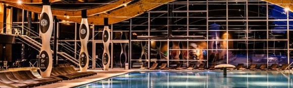 Toplice Sv. Martin - 2 noćenja za dvoje u apartmanima Lapaž 4* s doručkom i kupanjem u termama, iskoristivo vikendom za 899 kn!