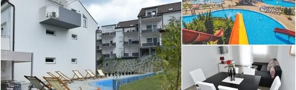 Toplice Sv. Martin - 2 noćenja za dvoje u apartmanima Lapaž 4* s doručkom i kupanjem u termama, iskoristivo preko vikenda za 899 kn!