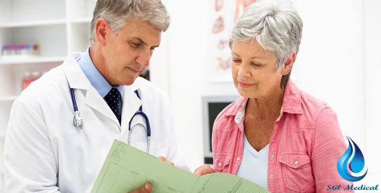 EKG uz kardiološki pregled - srčani udar odgovoran je za 50% smrti u RH, reagirajte na vrijeme i spriječite ozbiljne posljedice za 299 kn!