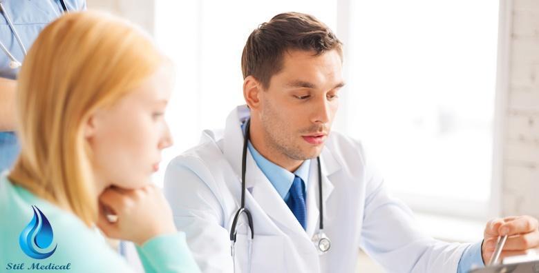 Kompletan ginekološki pregled, papa test i color doppler u Poliklinici Stil Medical za 349 kn!