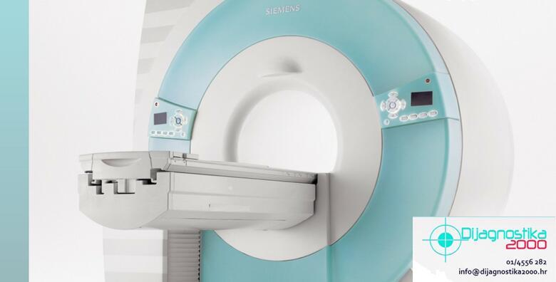 Ponuda dana: Magnetska rezonancija jednog segmenta kralježnice ili mozga uz nalaze isti dan za 1.200 kn! (Poliklinika za radiologiju i neurologiju Dijagnostika 2000)