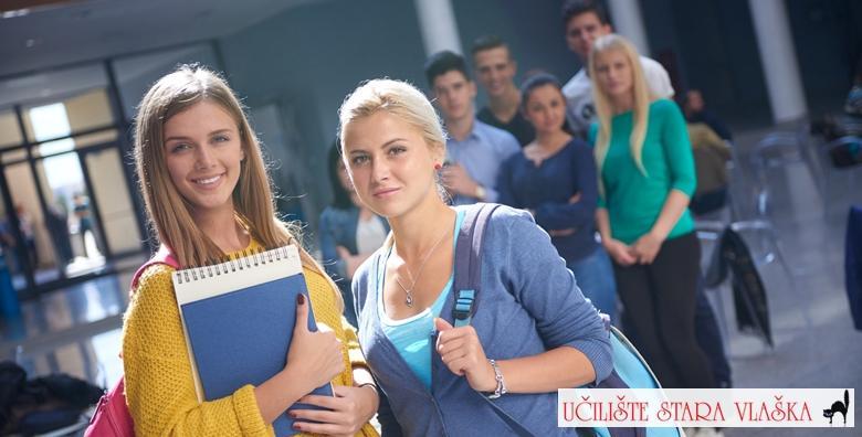 Njemački jezik A1 - 48 školskih sati s upisom u e-radnu knjižicu za 799 kn!