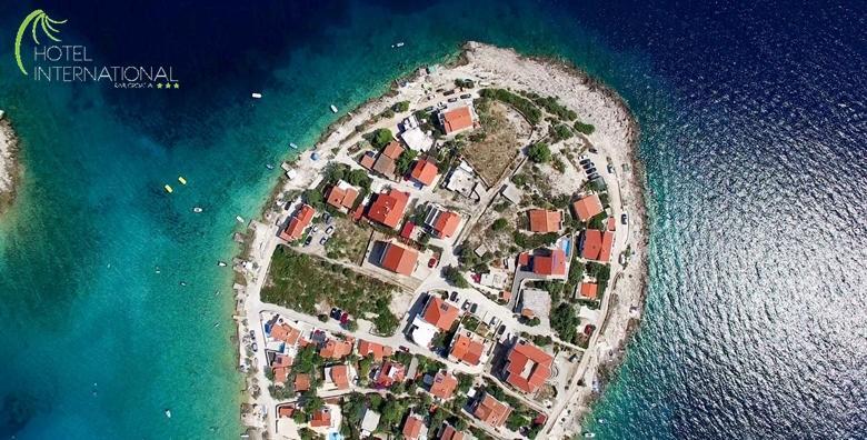 Ponuda dana: RAB Ljetovanje u kolovozu u starogradskoj jezgri i blizu plaže! 2, 3 ili 5 noćenja s polupansionom za dvoje u Hotelu International 3* već od 1.860 kn! (Hotel International 3*)
