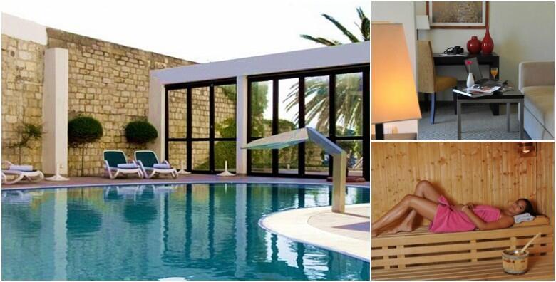 Rab - ljetni odmor uz 2, 3 ili 5 noćenja s polupansionom za dvoje  u Hotelu International 3* uz korištenje saune i fitness dvorane već od 1.648 kn!