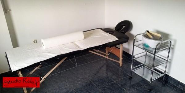 2 masaže leđa u trajanju od 30 minuta