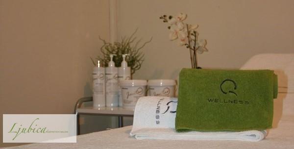 Anticelulitne masaže, body wrapping, detox i piling