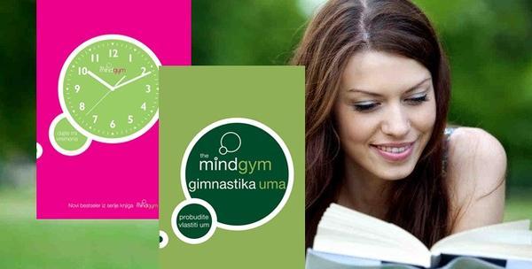 Knjige - paket od 2 knjige Gimnastika uma