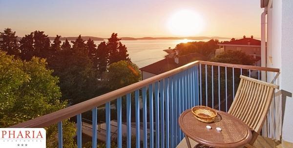 Hvar*** - 3 ili 6 dana za dvoje s doručkom i pogled na more