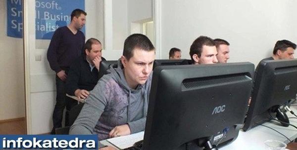 ECDL operater - program s upisom u e-radnu knjižicu
