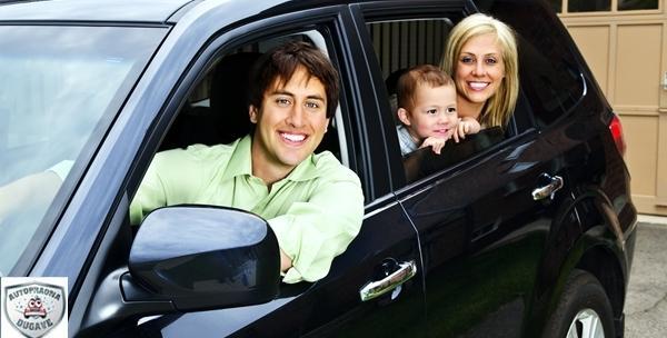 Kemijsko čišćenje unutrašnjosti automobila i premaz plastike