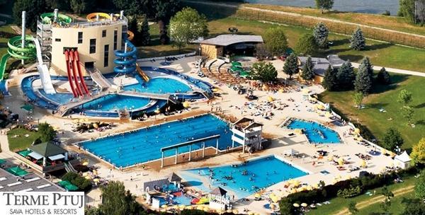 Terme Ptuj - cjelodnevna ulaznica za bazene