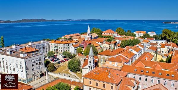 Zadar, Hotel President**** - 3 ili 8 dana s doručkom za 2