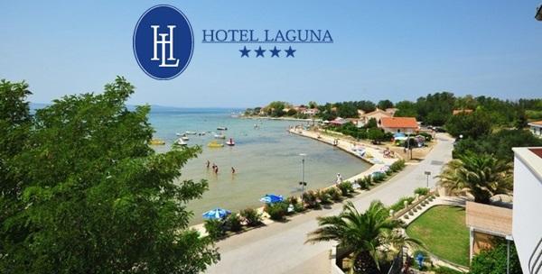 Privlaka kod Zadra - 3 ili 8 dana u Hotelu Laguna****