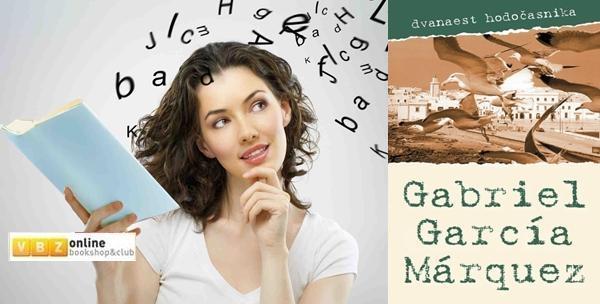 Knjiga Gabriela Garcíe Márqueza - Dvanaest hodočasnika