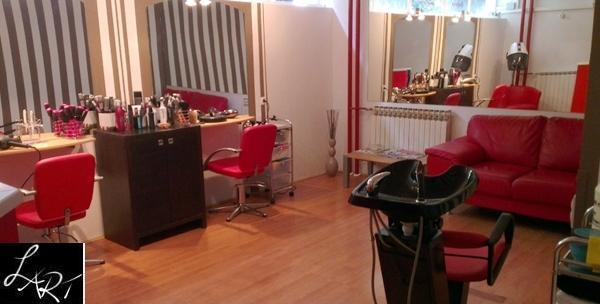 Bojanje, moroccanoil tretman, šišanje i frizura