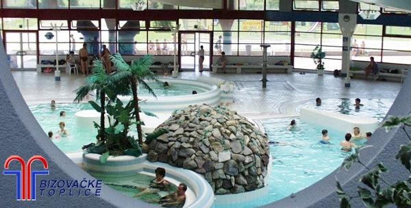 Bizovačke toplice - cjelodnevno kupanje na bazenima