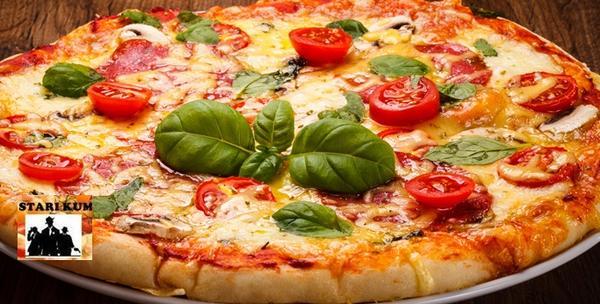 Pizza - Birajte između 101 vrste pizza za dvoje