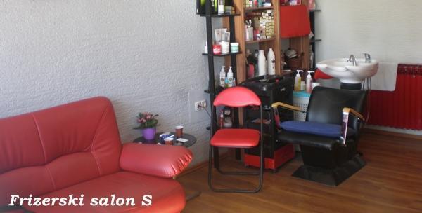 Pramenovi ili bojanje uz šišanje, pranje, masku i frizura