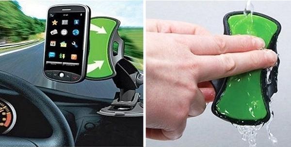 Držač za mobitele i navigaciju