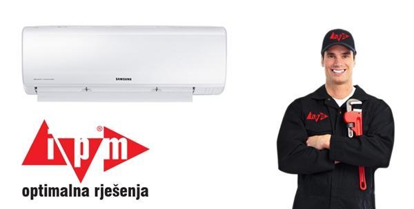 Klima uređaj - redovni servis i čišćenje