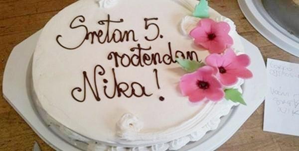 Torta – čokoladna ili voćna rađena bez margarina iz Butika torti i slastica za 125kn umjesto 250kn!