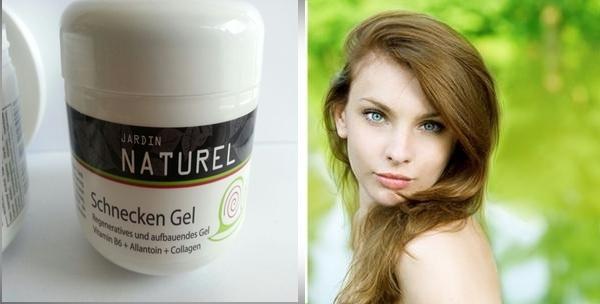 Pužev gel - 2 paketa za poboljšanje zdravlja vaše kože