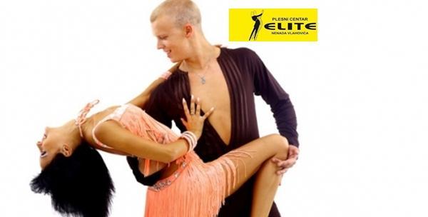 Standardni i latinskoamerički plesovi, plesna škola Elite