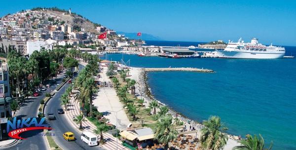 Turska, Likija -  8 dana uz let, smještaj i doručak