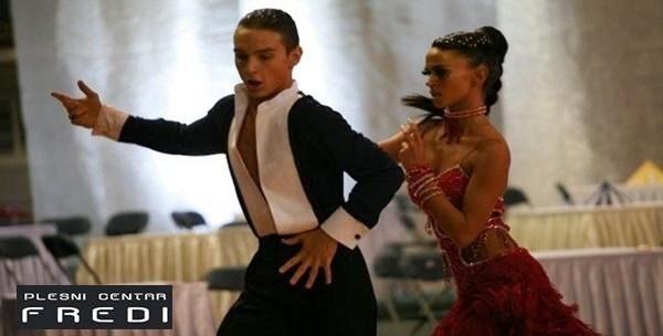 Početni tečaj lat i društ plesova na više lokacija