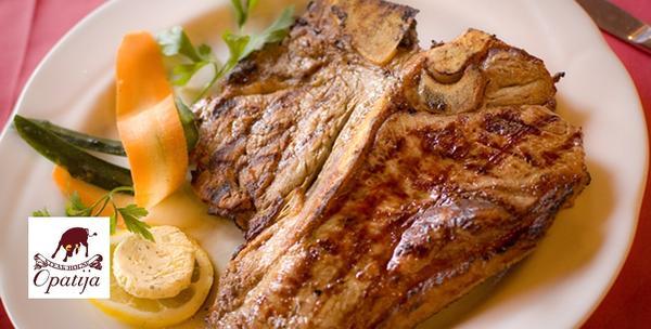 Steak house Opatija - 200g bifteka za jednu osobu