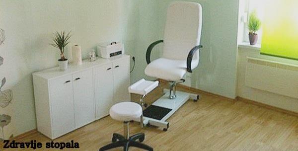 Detoksikacija stopala i refleksna masaža zona na stopalima