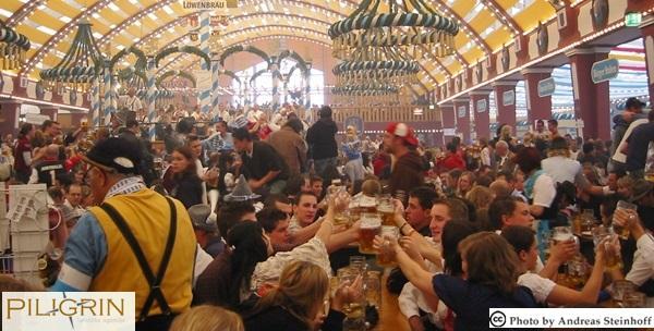 Oktoberfest u Munchenu - 2 dana u hotelu s prijevozom